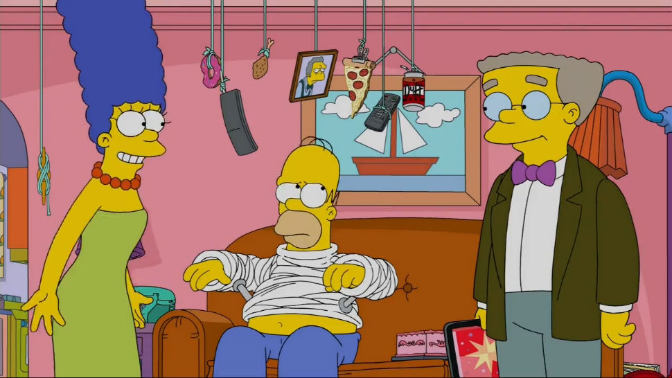 the simpsons and jason